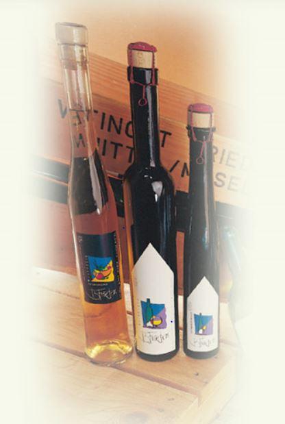 Spezialitäten im Weingut Frieden