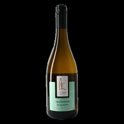 Grauburgunder Tradition Wein, Weingut B. Frieden, Nittel, Mosel, Pinot, feinherb