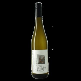 Kerner Spätlese Wein, Weingut B. Frieden, Nittel, Mosel