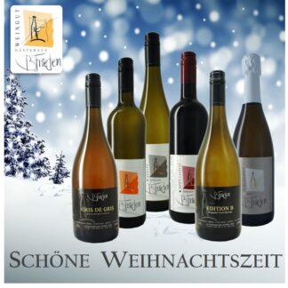 Wein - Paket Weihnachten, Nittel, Mosel, Weingut B. Frieden