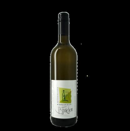 """Weißburgunder Wein """"Papillon Blanc"""", Weingut B. Frieden, Nittel, Mosel"""