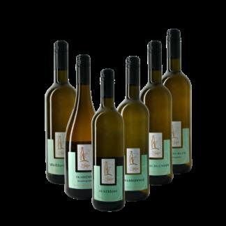 Probierpaket Burgunder, Mosel, guter Wein vom Winzer kaufen, Weinguut B. Frieden, Nittel, versandkostenfrei