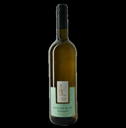 """Weißburgunder Wein """"Papillon Blanc"""", Weingut B. Frieden, Nittel, Mosel, versandkostenfrei"""