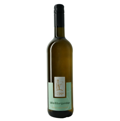 Weißburgunder trocken Wein, Weingut B. Frieden, Nittel, Mosel, versandkostenfrei